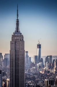 Empire State Building. Fot. Jeroen P (CC BY-NC-SA 2.0)