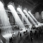Grand Central w 1930 r. - fot. Hal Morey